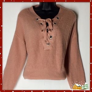 🆕Divided by H&M Cropped Sweater Sz S